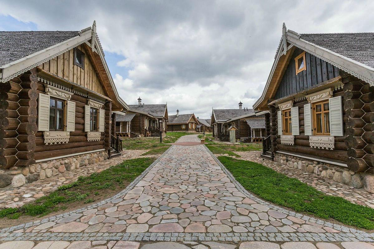 Агротуристический комплекс «Наносы-Новоселье» (Мядель)