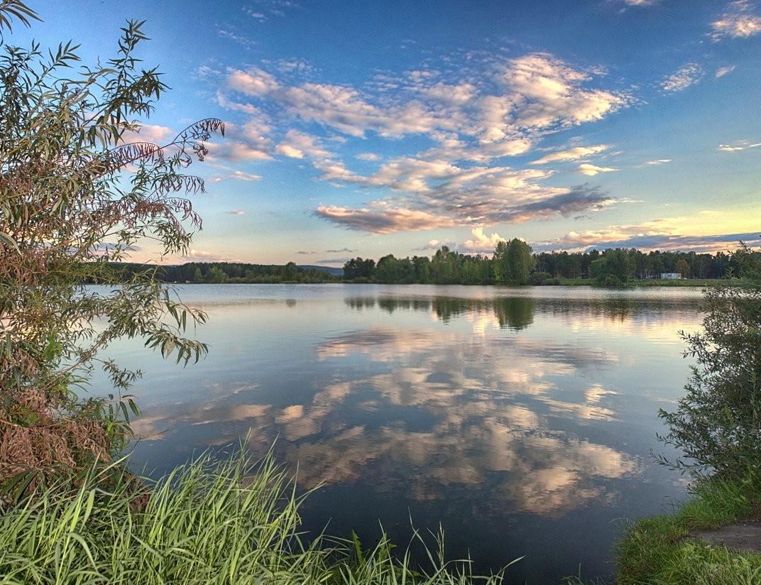 Кантатское водохранилище (Железногорск)