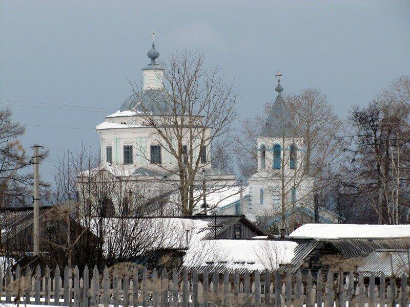 Кирульская церковь (Сыктывкар)