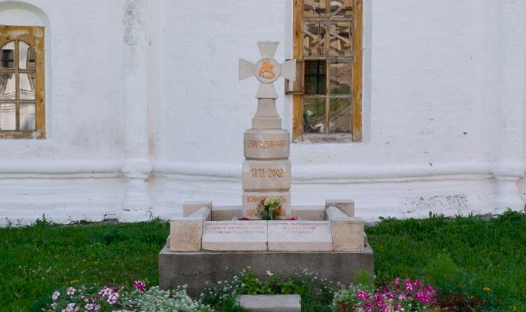 Памятник воинам земли Владимирской (Суздаль)