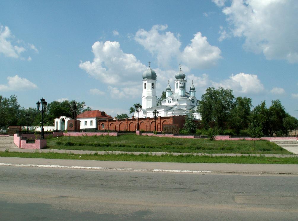 Церковь Дмитрия Солунского (Троицк)