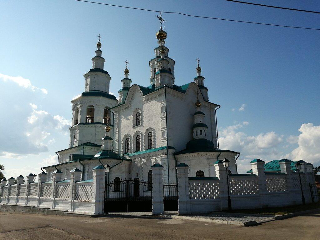 Троицкая церковь (Енисейск)