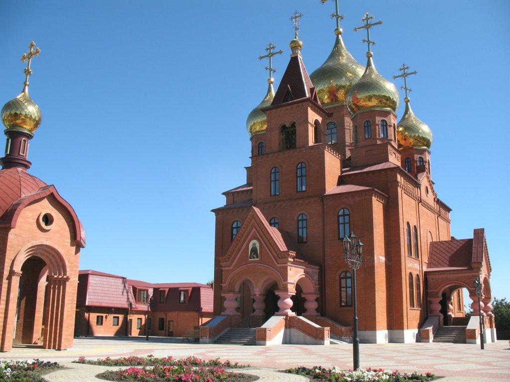 Церковь Сергия Радонежского (Усть-Лабинск)