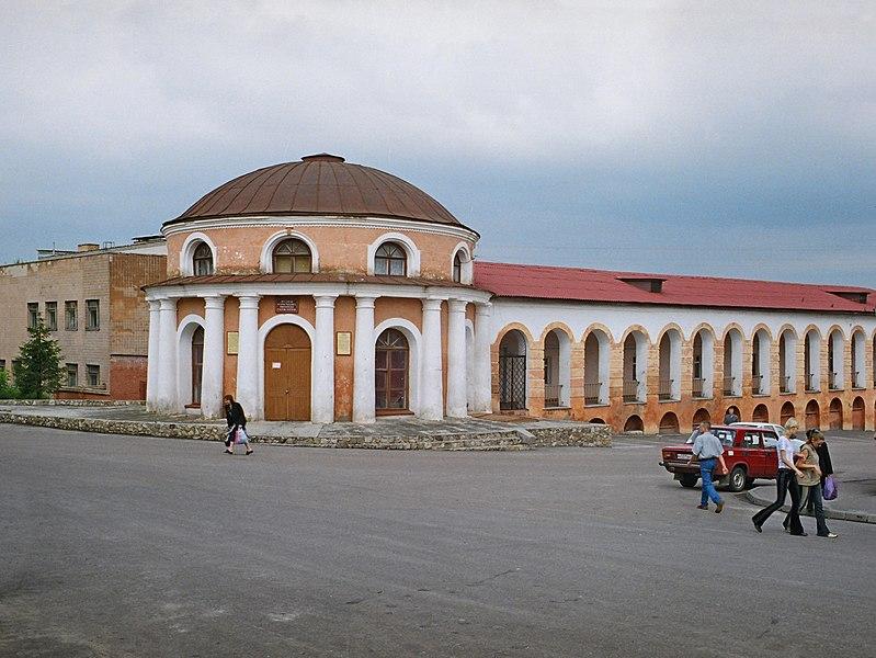 Музей истории Рыльского авиаколледжа (Рыльск)