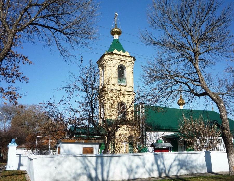 Свято-Покровская старообрядческая церковь (Ессентуки)