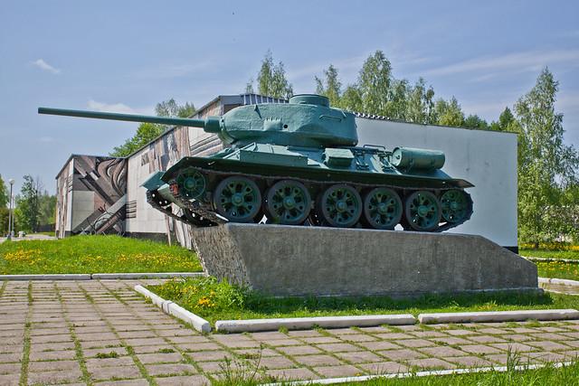 Военно-исторический музей «Зайцева гора» (Калужская область)