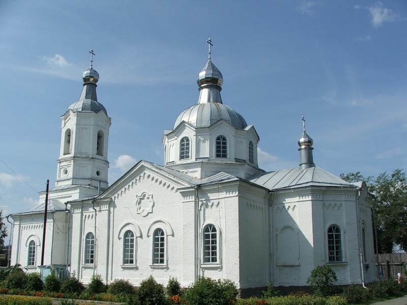 Покровский монастырь (Верхотурье)