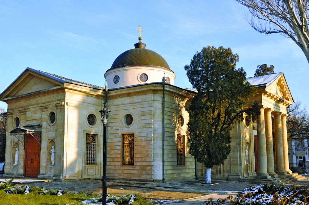 Свято-Екатерининский собор (Херсон)