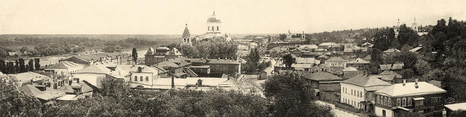 Руины Николо-Пустынского монастыря (Клинцы)