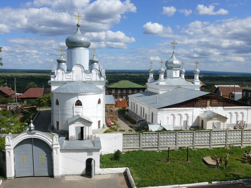 Киево-Николаевский Новодевичий монастырь (Алатырь)