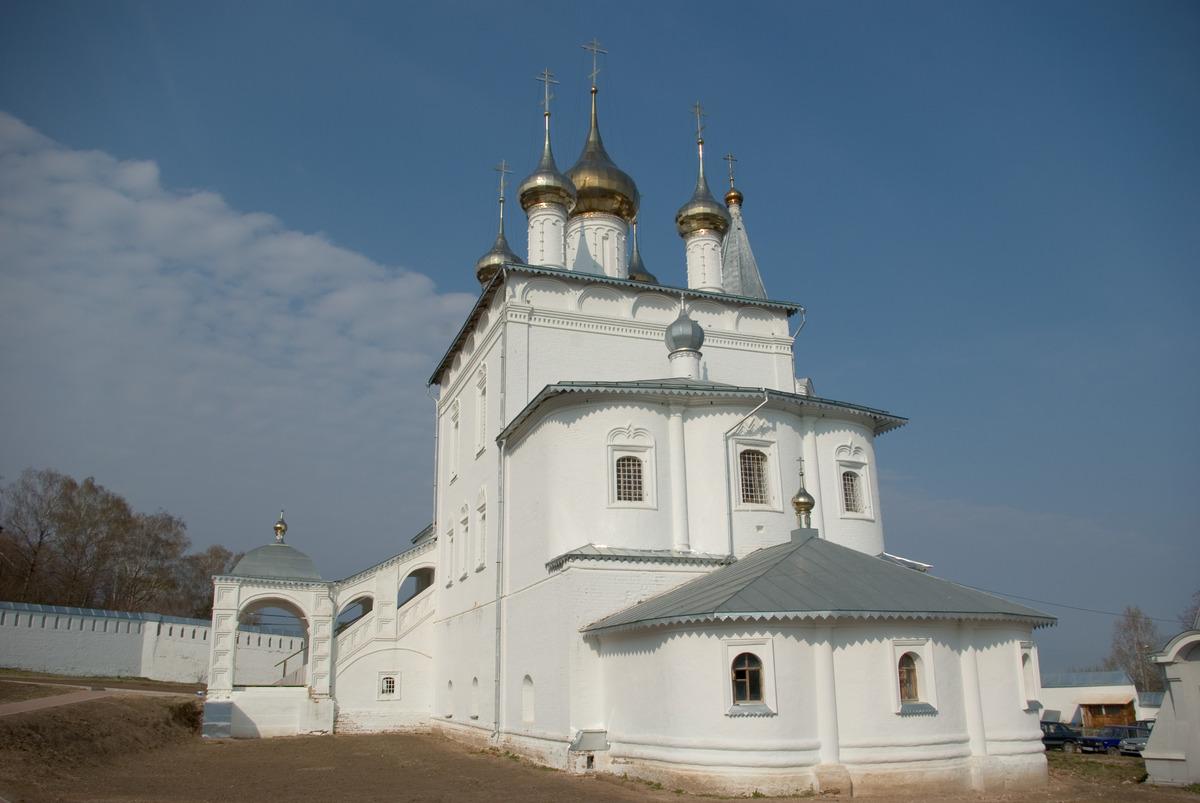 Николо-Троицкий монастырь (Гороховец)