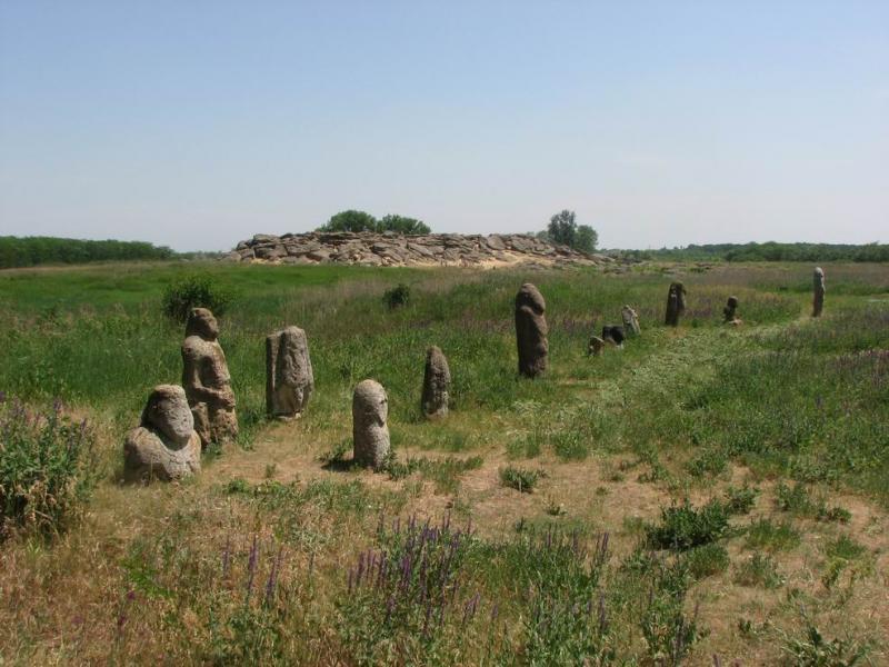 Заповедник «Каменная степь» (Воронежская область)