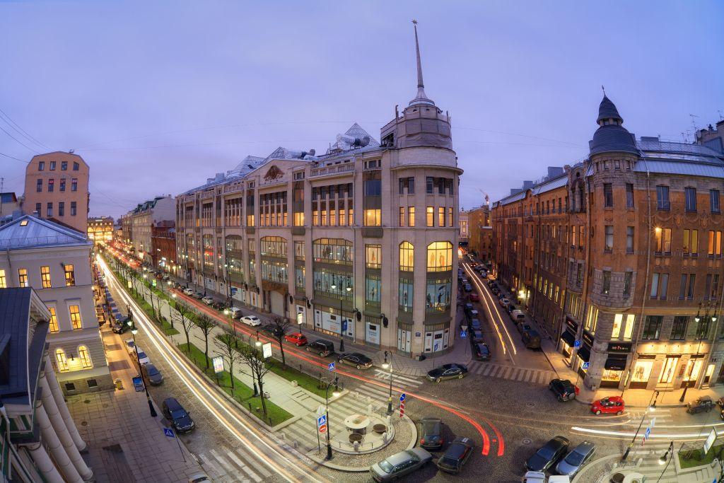 Дом ленинградской торговли (Санкт-Петербург)