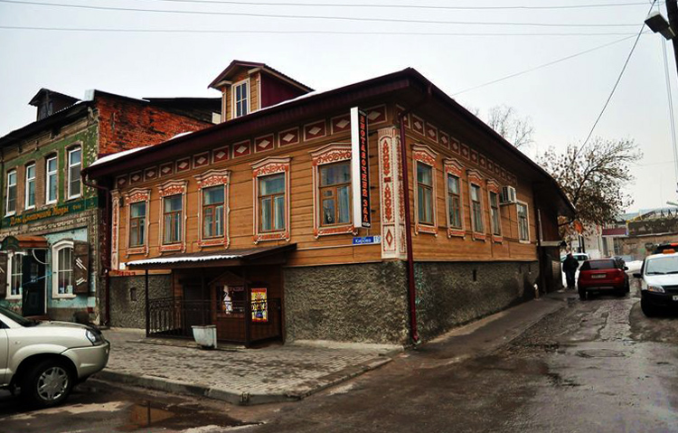 Районный дом ремесел и фольклора (Кимры)