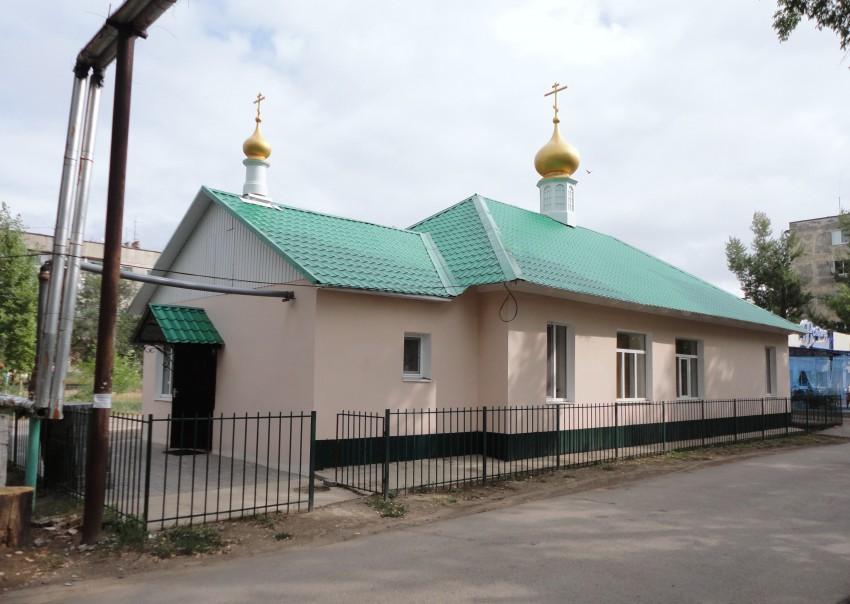 Церковь Петра Афонского (Волгоградская область)