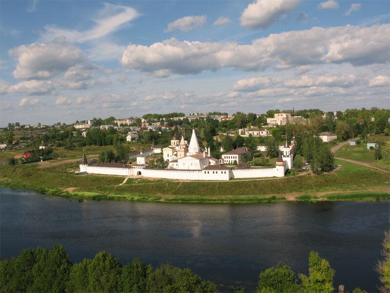 Тверской кремль (Тверь)