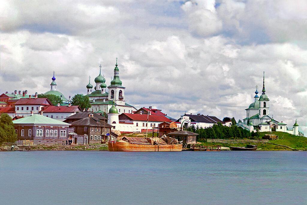 Горицкий Воскресенский женский монастырь (Кириллов)