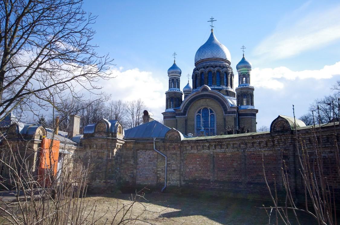 Рижский Троице-Сергиев женский монастырь (Рига)