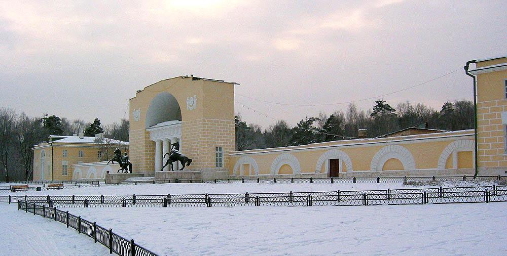 Усадьба Голицыных «Влахернское— Кузьминки» (Москва)