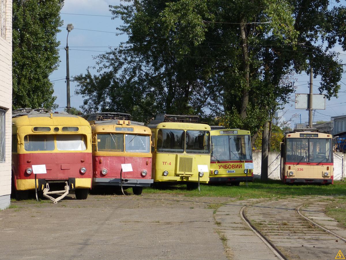 Музей электротранспорта (Киев)