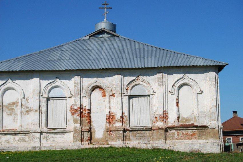 Церковь Троицы Живоначальной (Весьегонск)