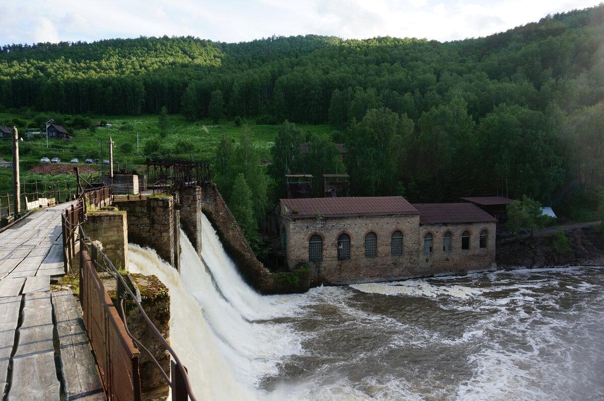 Заводской комплекс «Порожская ГЭС» (Сатка)