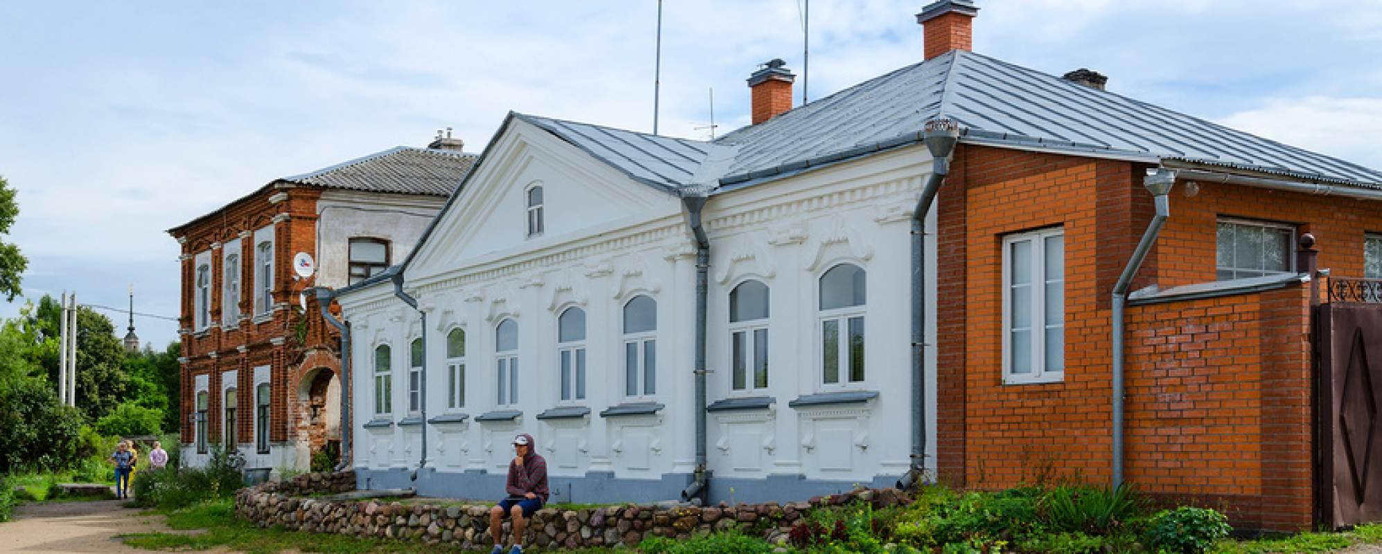 Дом князей Шехонских (Калязин)