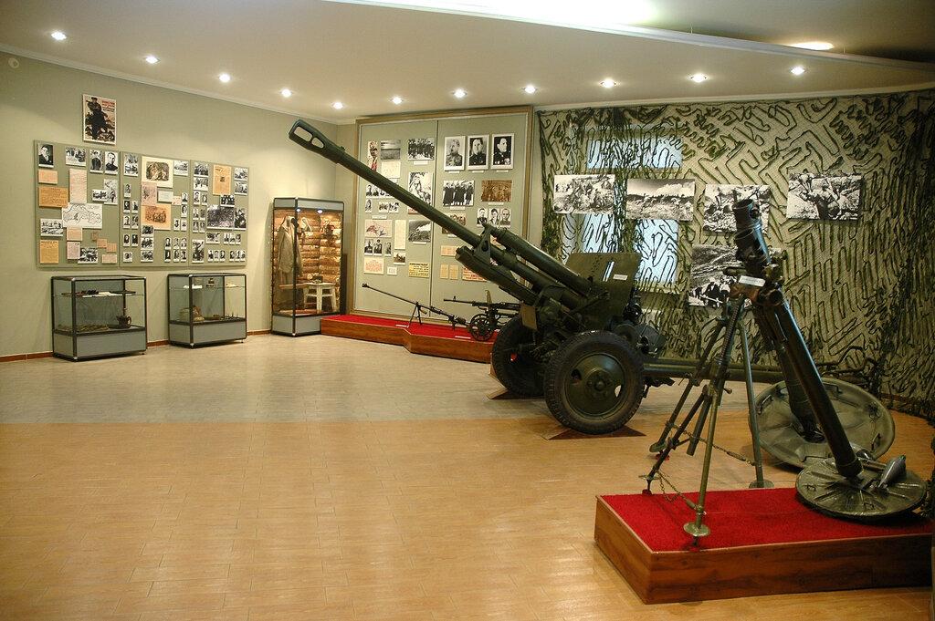 Орловский военно-исторический музей (диорама) (Орёл)