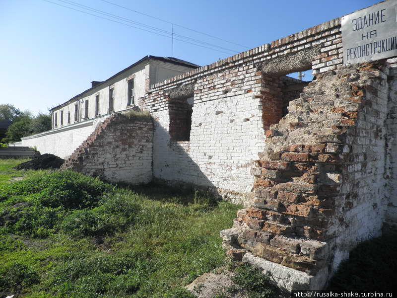 Донской Старочеркасский монастырь (Старочеркасская)