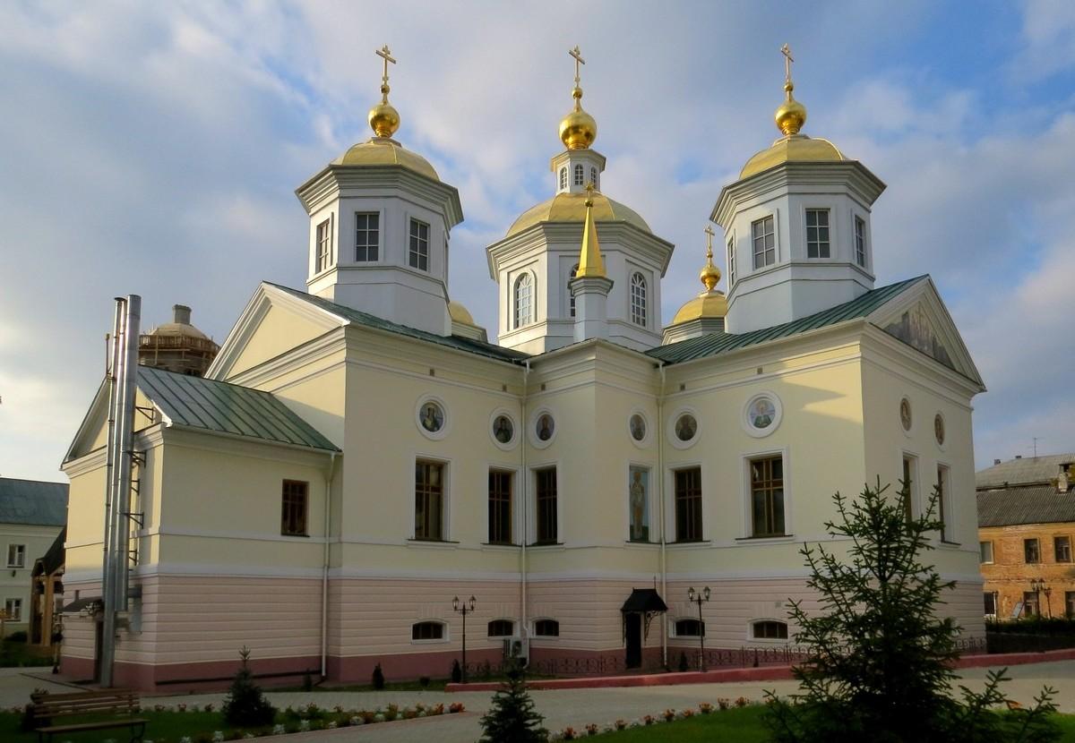 Крестовоздвиженский женский монастырь (Нижний Новгород)
