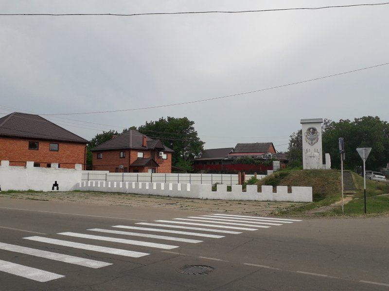 Мемориал «Усть-Лабинская крепость Суворова» (Усть-Лабинск)