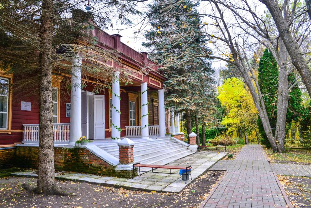 Музей-усадьба П. П. Семенова-Тян-Шанского (Липецкая область)