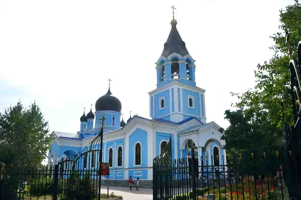 Кафедральный собор Успения Пресвятой Богородицы (Лабинск)