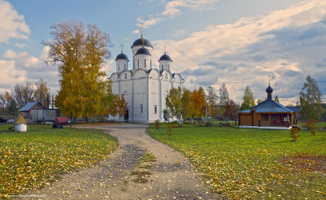 Архангельский собор (Микулино) (Лотошино)