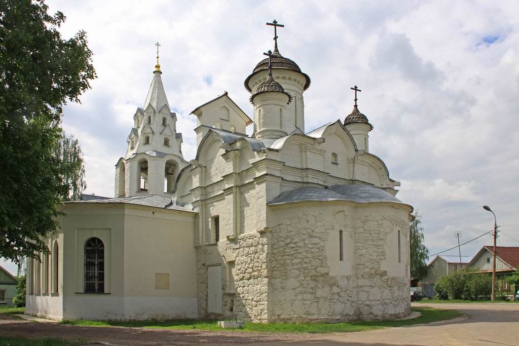 Церковь Зачатия Иоанна Предтечи в Городище (Коломна)