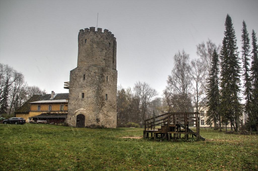 Замок Поркуни (Боркхольм) (Эстония)