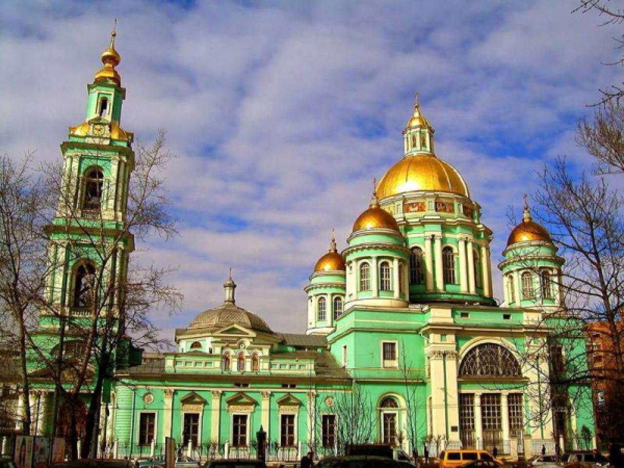 Собор Богоявления в Елохове (Москва)