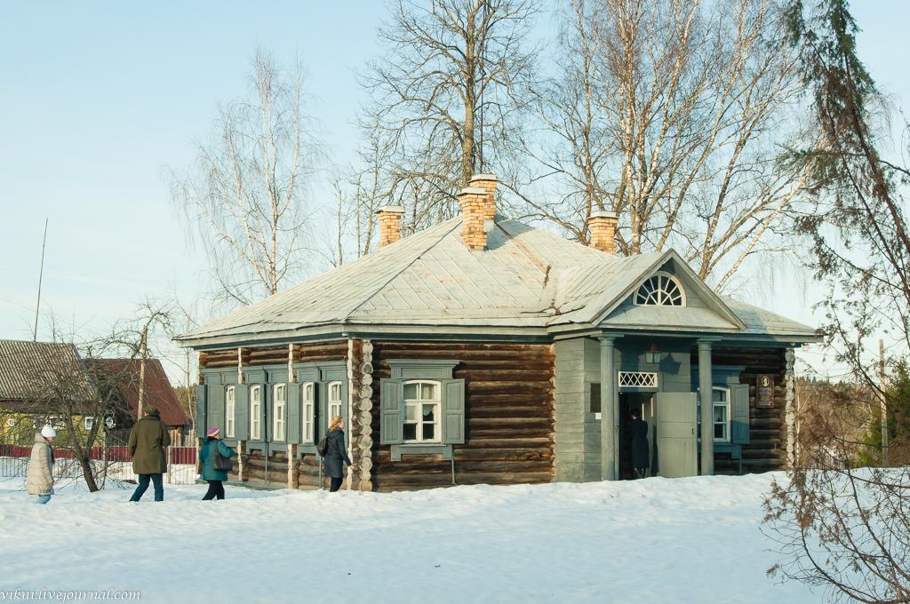 Музей-усадьба А. В. Суворова (Боровичи)