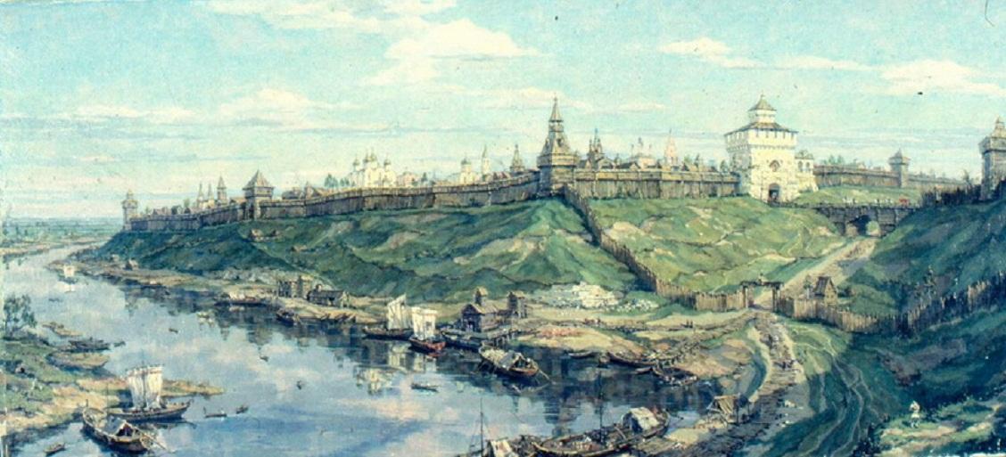 Историко-археологический заповедник «Старая Рязань» (Рязанская область)