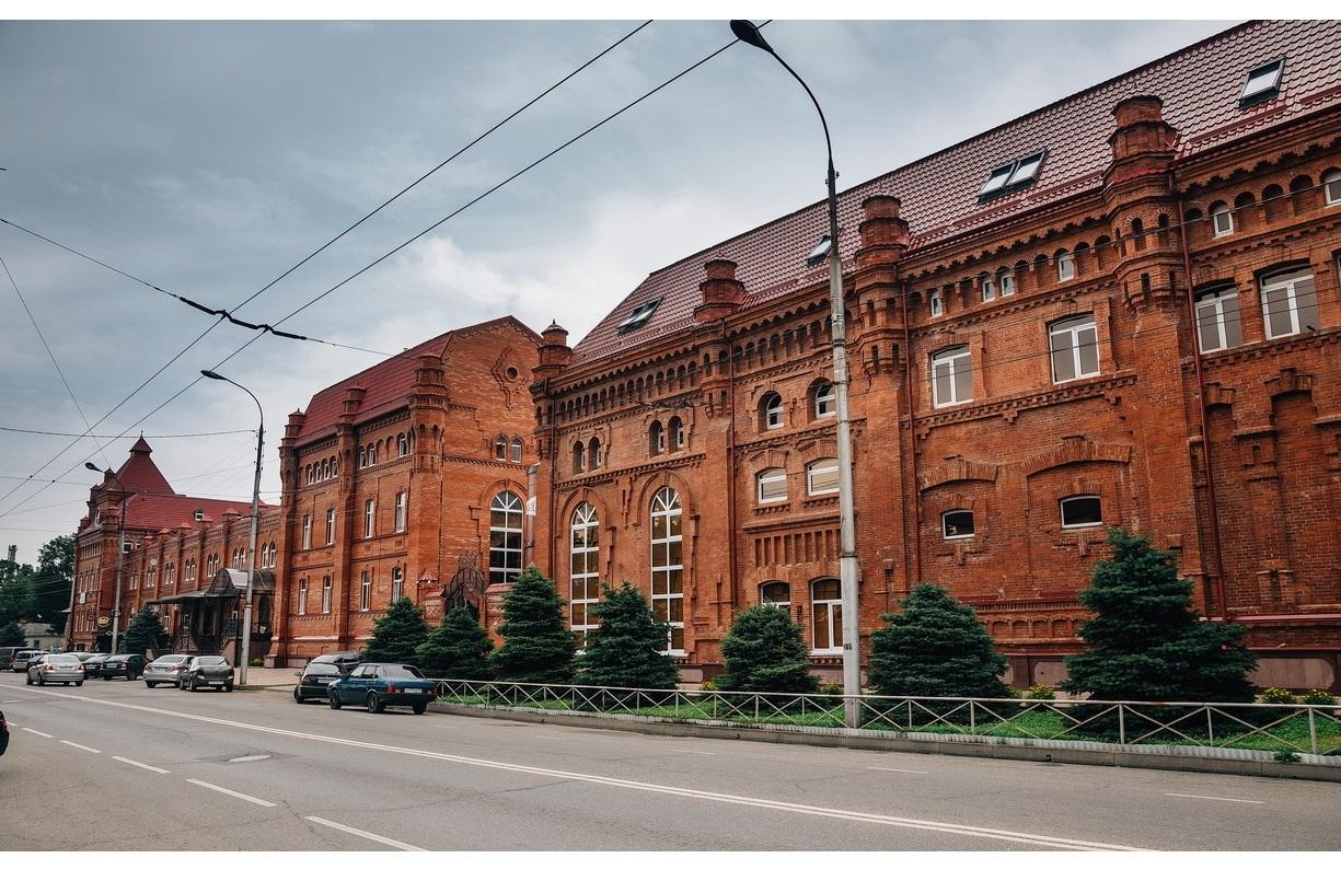 Здание пивоваренного завода (Майкоп)