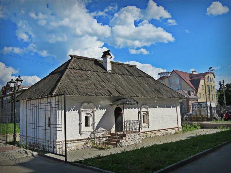 Щудровская палатка (Иваново)