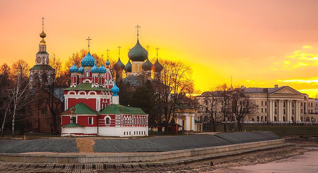 Угличский кремль (Углич)
