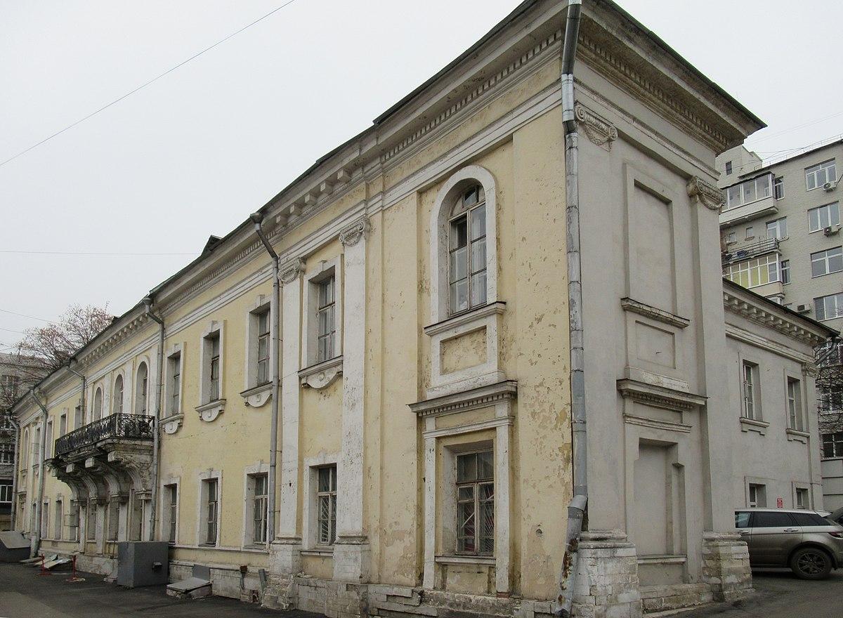 Усадьба Толстых-Борисовских (Москва)