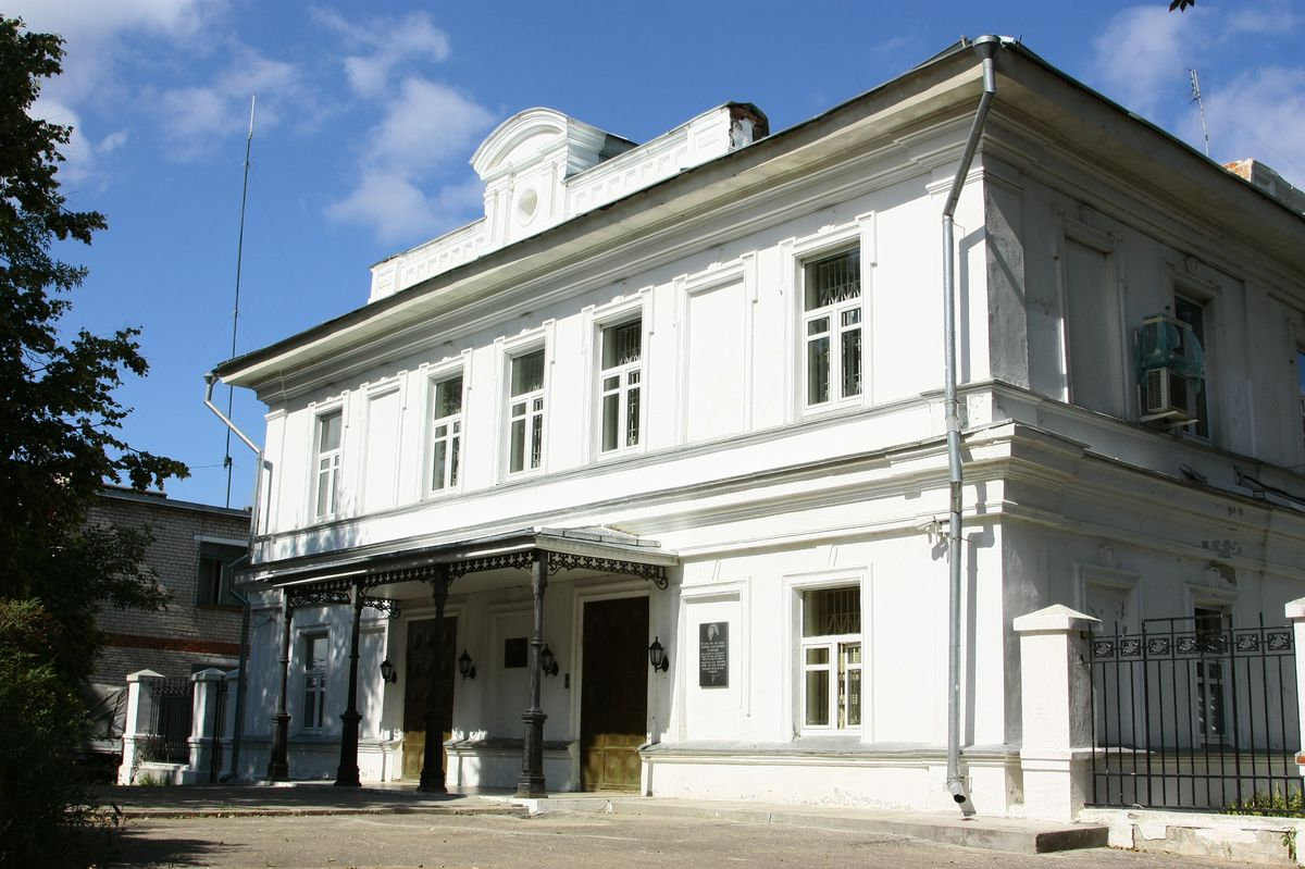 Усадьба князей Грузинских (Лысково)