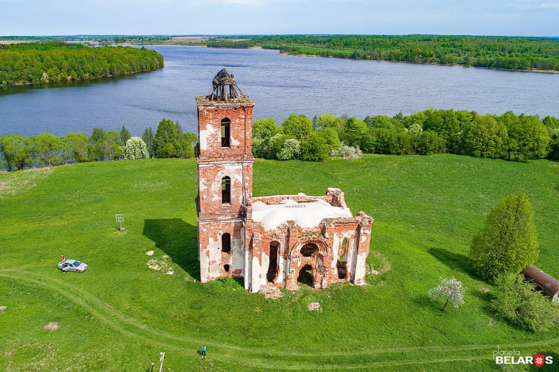 Троицкая церковь в Белой Церкви (Витебская область)