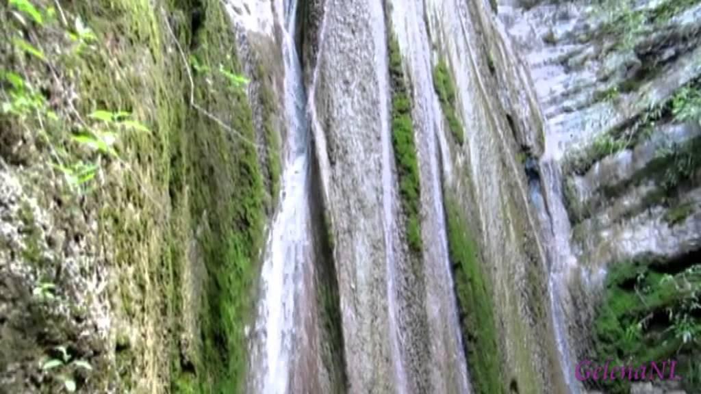Тешебские (Бигиусские, Гебиусские) водопады (Архипо-Осиповка)