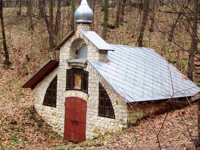 Святой источник вмч. Параскевы Пятницы (Подольск)