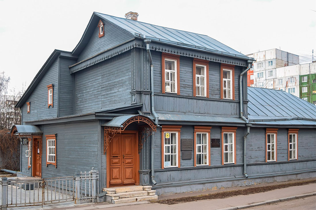 Дом-музей В. А. Русанова (Орёл)