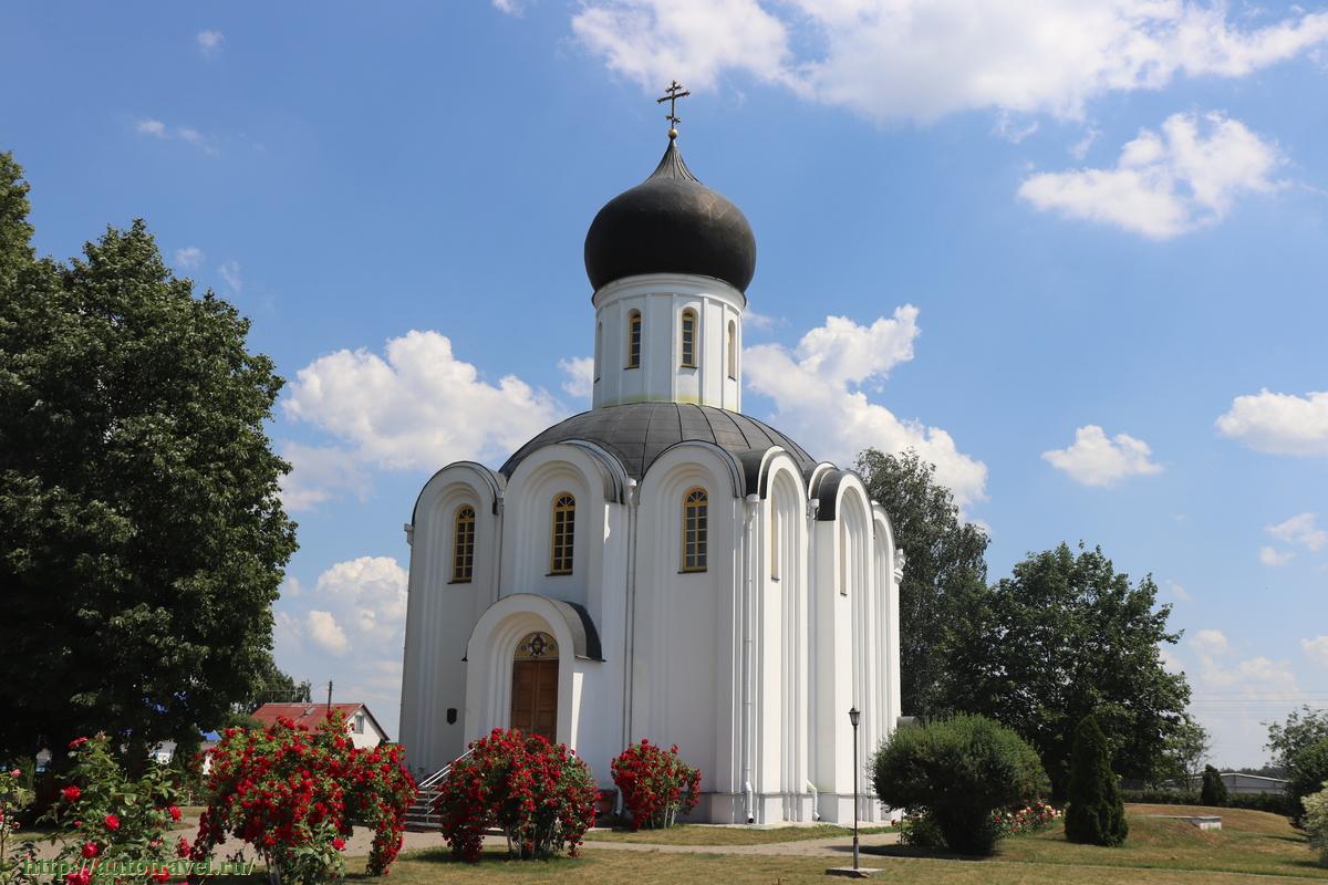 Церковь Воздвижения Креста Господня (Ивацевичи)