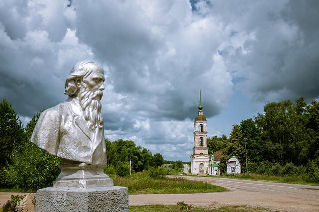 Имение и музей Салтыкова-Щедрина «Спас-Угол» (Талдом)